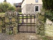 Ballyhannon - Traditional Side Gate