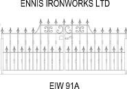 I:Autocad DrawingsPrivate GatesJoseph McNamara - Newmarket.dwg Model (1)