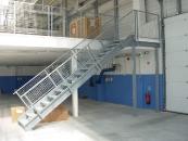 Warehouse Weldmesh Railing -  Smithstown